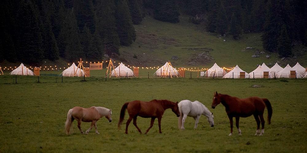 Glamping Blog : Glamping (glamorous camping)